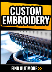 Custom Embroidery for Safety Apparel