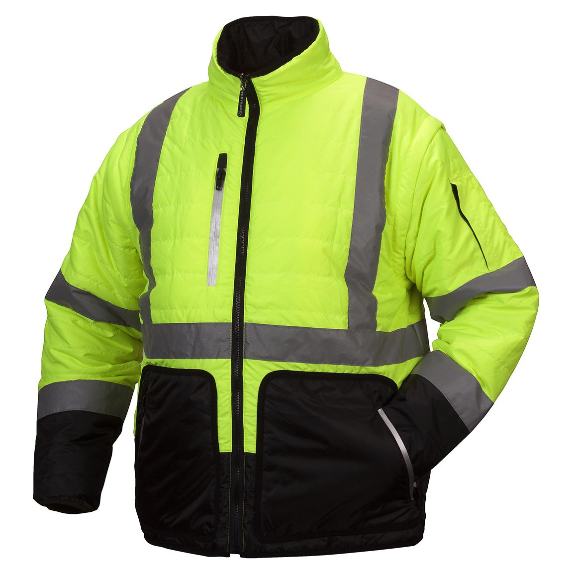 a0486377c Outerwear - 3-in-1 Jackets | Hi-Viz Safety Wear High Visibility ...